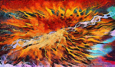 Feelings Eruption Original by George Rossidis