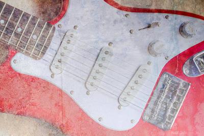 Loud Photograph - Fender by Heidi Smith