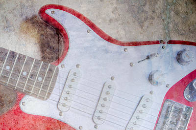 Loud Photograph - Fender II by Heidi Smith