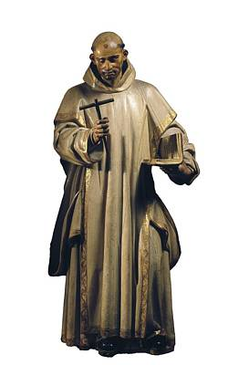 1636 Photograph - Fernandez, Gregorio 1576-1636. Saint by Everett