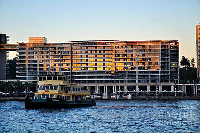 Toaster Photograph - Ferry And The Toaster by Kaye Menner