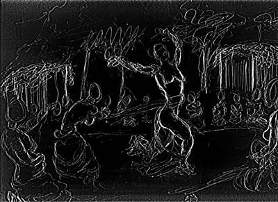 Fertility Dance Print by George Harrison