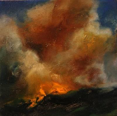 Painting - Fierce Allure by Lissa Bockrath