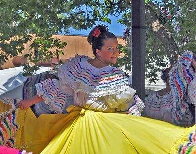Fiesta Print by Cheri Randolph