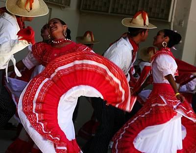Fiesta De Los Mariachis Print by Joe Kozlowski