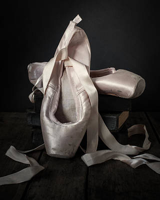 Pointe Photograph - Finale by Amy Weiss