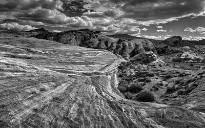 Valley Of Fire Photograph - Fire Wave II by Joseph Smith