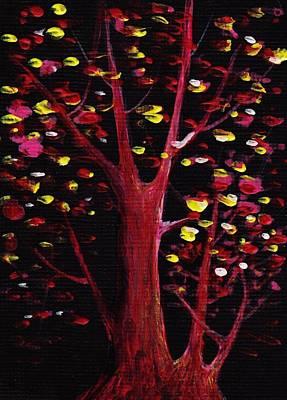 Firefly Dream Print by Anastasiya Malakhova