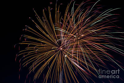 Fireworks Print by Jason Meyer