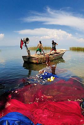 Fishing - 17 Original by Okan YILMAZ