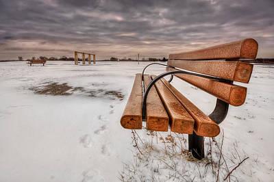 Staten Island Photograph - Fistful Of Silence by Evelina Kremsdorf