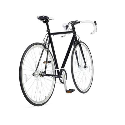 Gear Photograph - Fixed-gear Road Bike by Science Photo Library