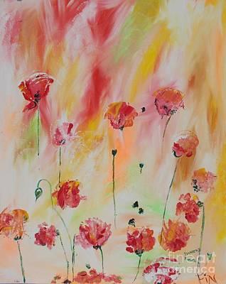 Flanders Field Print by PainterArtist FIN