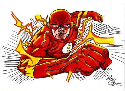 Flash Original by Tanya Bure