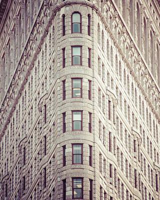 Flatiron Building Print by Takeshi Okada