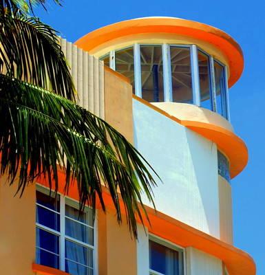 Flavour Of Miami Print by Karen Wiles