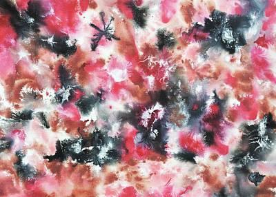 Lust Painting - Flirt by Sumit Mehndiratta