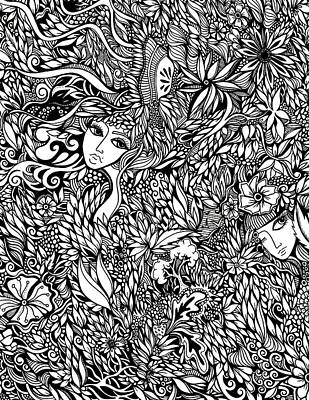 Flora Print by Jody Pham