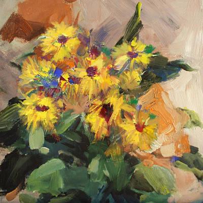 Floral 15 Original by Mahnoor Shah