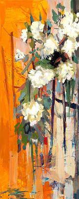 Floral 17 Print by Mahnoor Shah