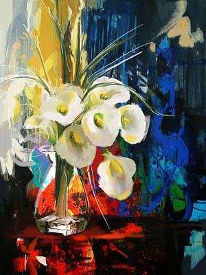 Floral 6b Original by Mahnoor Shah