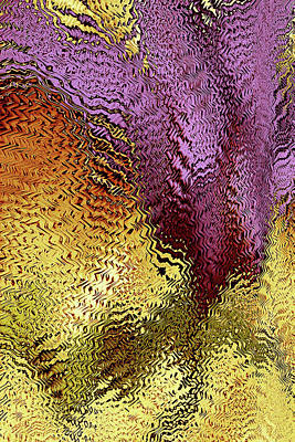 Flowers Digital Art - Floral Fantasy No 2 by Ben and Raisa Gertsberg