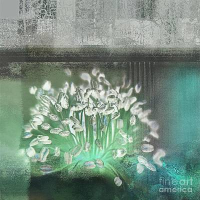 Floral Digital Art Digital Art - Floralart - 03 by Variance Collections