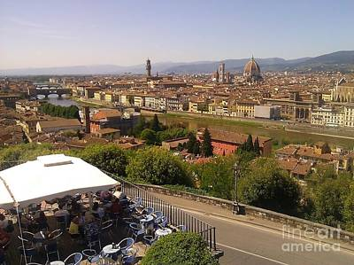 Photograph - Florence by Ted Williams
