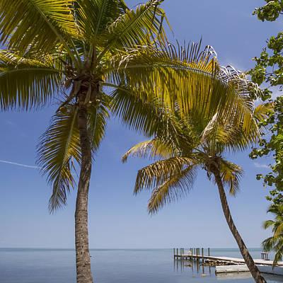 Northamerica Photograph - Florida Keys Heavenly World by Melanie Viola