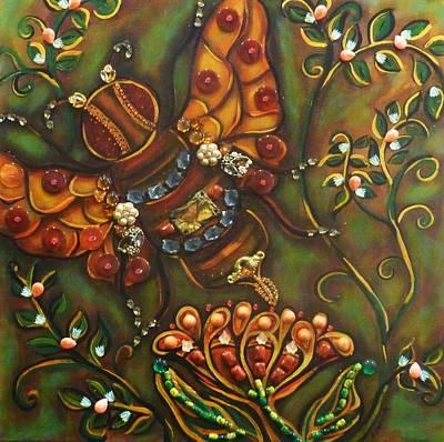 Florina Original by Marie Howell Gallery