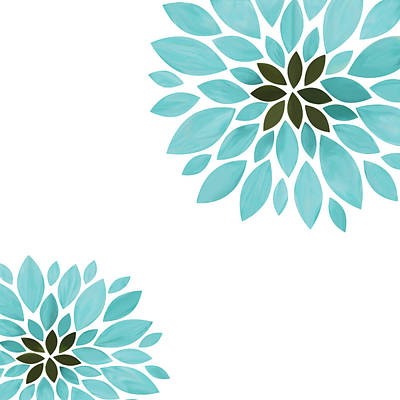 Flower Print by Art Spectrum