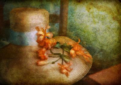 Flower - Still - Spring Fashion Print by Mike Savad