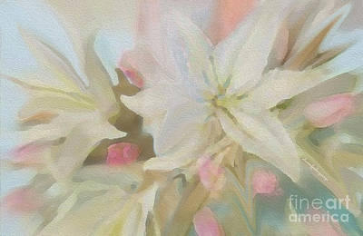 Flowers In Spring  Take Our Breathe Away Print by Sherri  Of Palm Springs