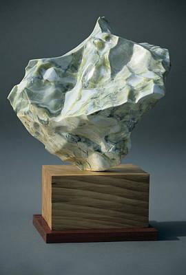 Sculpture - Flutter by Manuel Abascal