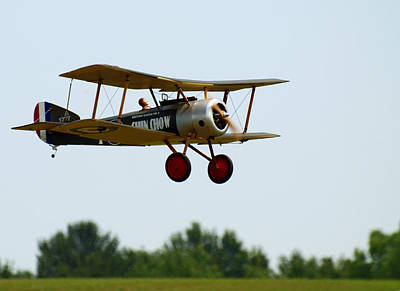 Flying Rc Print by Thomas Young