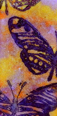 Flying Strong Print by Beverley Harper Tinsley