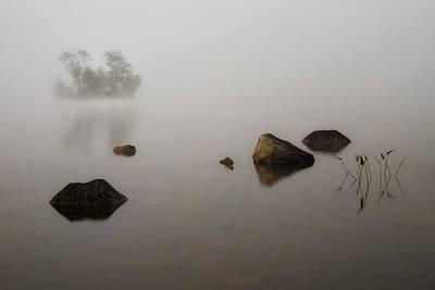 Foggy Morn Print by Darylann Leonard Photography