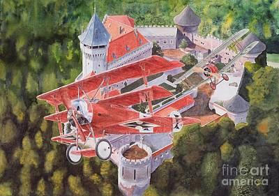 Sugar Castle Original by Oleg Konin