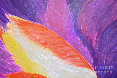 Night Angel Painting - Follies by First Star Art