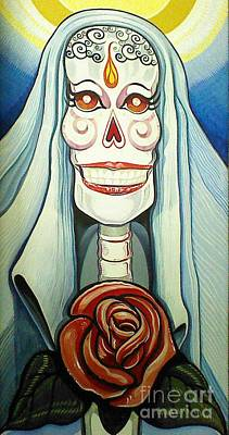 Carlos Ruiz Painting - For Mom by Carlos Ruiz