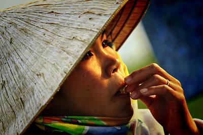 Suradej Photograph - For Survival by Suradej Chuephanich