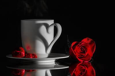 For Your Valentine Original by Eduard Moldoveanu