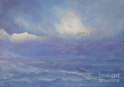 Force Of Nature 8 Print by Jane  See