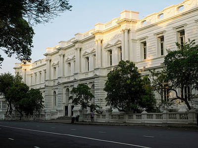 Republic Building Photograph - Foreign Affairs Ministry Building by Panoramic Images