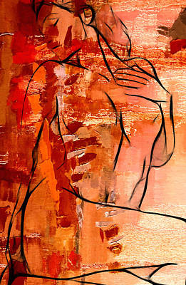 Seduction Painting - Forever In Love by Stefan Kuhn