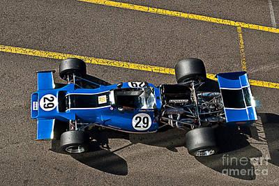 Muscle Car Masters Photograph - Formula 5000 Mcrae Gm1 by Stuart Row