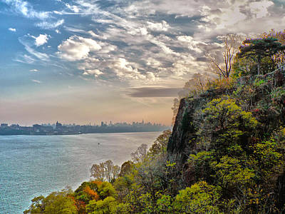 Fort Lee View Print by Artistic Photos