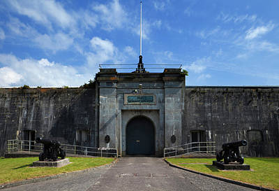 Uprising Photograph - Fort Westmoreland, 1790, Now Know by Panoramic Images