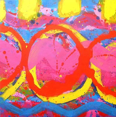 Inspirational Painting - Fortissimo IIi  by John  Nolan