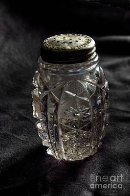 Found  Salt Shaker Print by   Joe Beasley
